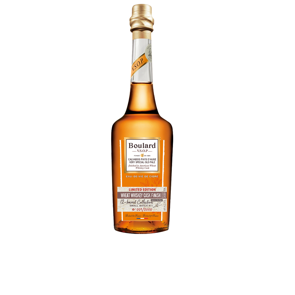 Boulard Vsop 70cl Wheat Whiskey Cask Finish