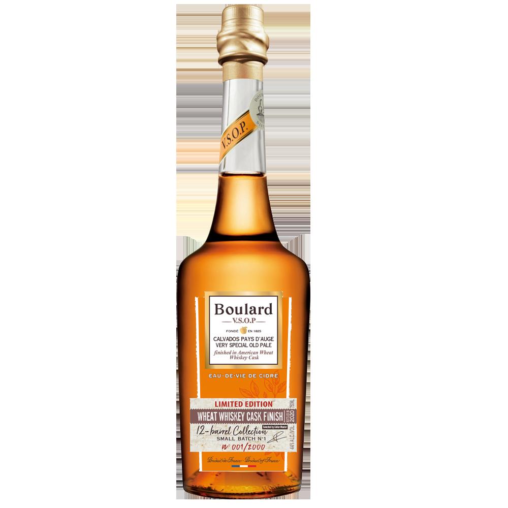 Boulard Vsop 70cl Wheat Whiskey Cask Finish