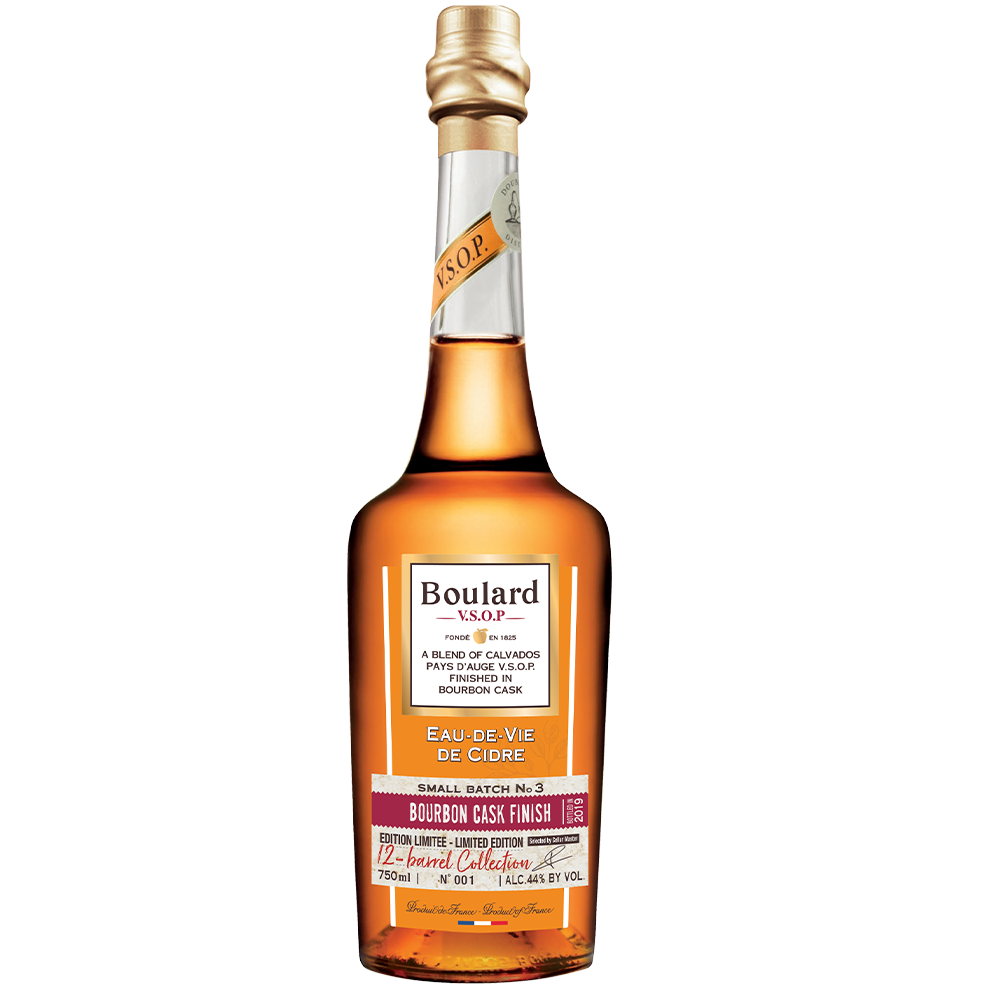 Boulard Vsop 70cl Bourbon Cask Finish