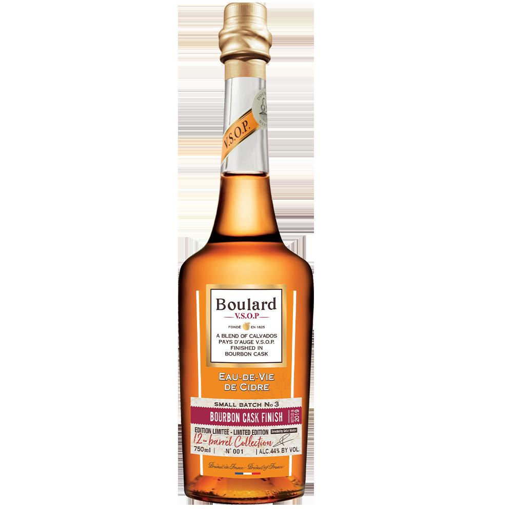 Boulard Vsop 70cl Bourbon Cask Finish