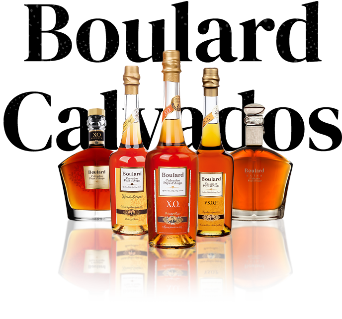 Collection Calvados Pays Auge Boulard